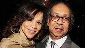 The Normal Heart Opening Night  Rosie Perez  George C. Wolfe 