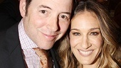 The Normal Heart Opening Night  Matthew Broderick  Sarah Jessica Parker 