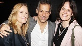 The Normal Heart Opening Night  Melissa Etheridge  Joe Mantello  Linda Wallen