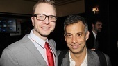 The Normal Heart Opening Night – Joshua Dulude – Joe Mantello