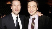 The Normal Heart Opening Night  Luke Macfarlane  Jim Parsons