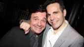 The Normal Heart Opening Night Nathan Lane  Mario Cantone