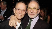 The Normal Heart Opening Night  Joel Grey  Ron Rifkin 