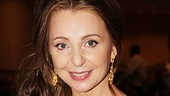 Bubbie no more! Donna Murphy sheds her grandmotherly duds and looks divine in her opening night finest. 