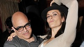 Drama Desk Awards Cocktail Reception – David Yazbek – Laura Benanti