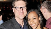 Drama Desk Awards Cocktail Reception – Christopher Sieber – Nikki M. James