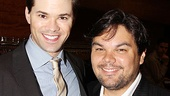 The Book of Mormon's Andrew Rannells knows who to look toward for Tony night advice: the musical's co-composer Robert Lopez, who's already a Tony winner thanks to Avenue Q.