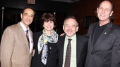 Tony Brunch  Hal Luftig  Margo Lion  Marc Shaiman  Steve Canyon Kennedy