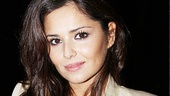 Cheryl Cole had a jolly holiday at Mary Poppins. We can't wait to see her on The X-Factor with Simon and Paula!
