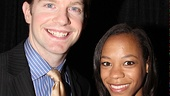 The Book of Mormon&#39;s Rory O&#39;Malley and Nikki M. James converted the Drama League into fans of their show. 