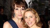 Baby, It's You star Beth Leavel and Catch Me If You Can's Kerry Butler look like a million bucks on the red carpet.