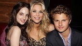 Brinkley Party  Alexa Ray Joel  Christie Brinkley  son Jack