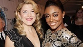 2011 Tony Awards Red Carpet  Victoria Clark - Patina Miller