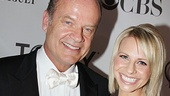 2011 Tony Awards Red Carpet  Kelsey Grammer - Kayte Walsh 