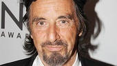 The Merchant of Venice star Al Pacino.