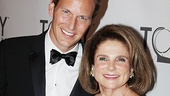 2011 Tony Awards Red Carpet  Patrick Wilson - Tovah Feldshuh 
