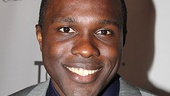 2011 Tony Awards Red Carpet  Joshua Henry