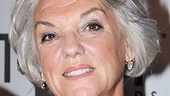 Soon to be seen on Broadway in Master Class, presenter Tyne Daly.