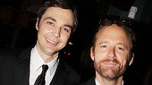 Tony Ball &#39;11 - Jim Parsons - John Benjamin Hickey