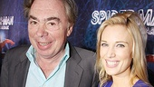 Spider-Man opening  Andrew Lloyd Webber  daughter Imogen