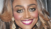 Sister Act leading lady Patina Miller definitely looks like a masterpiece.