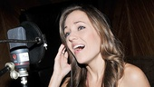 <i>Anything Goes</i> Cast Album Recording – Laura Osnes