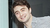 Daniel Radcliffe does the honors…