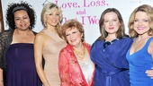 Love Loss July  Aisha de Haas  Marla Maples  Anita Gillette  Zuzanna Szadkowski  Alison Fraser