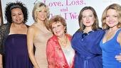 Love Loss July – Aisha de Haas – Marla Maples – Anita Gillette – Zuzanna Szadkowski – Alison Fraser