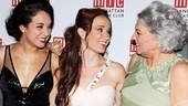 Master Class Opening Night   Alexandra Silber  Sierra Boggess  Tyne Daly 