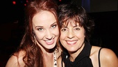 Master Class opening night - Sierra Boggess - Mary Satrakian