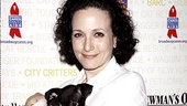The Addams Family veteran Bebe Neuwirth hopes someone will welcome this pooch into their own family.