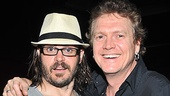 Def Leppard Drummer Rick Allen at &lt;i&gt;Rock of Ages&lt;/i&gt; - Mitch Jarvis  Rick Allen 
