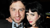 <i>All New People</i> Opening Night – Zach Braff – Krysten Ritter