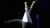 "In ""Don't Stop Dancing,"" Matthew Morrison channels favorite hoofers such as Gene Kelly."