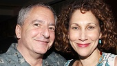 Opening night of &lt;i&gt;Rent&lt;/i&gt; - Tim Weil  Randy Graff 