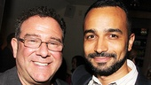 Opening night of &lt;i&gt;Rent&lt;/i&gt; - Michael Greif  Andy Senor 