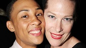 Opening night of <i>Rent</i> - MJ Rodriguez – Justin Vivian Bond