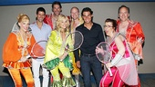 Novak Djokovic and Rafael Nadal at Mamma Mia – Novak Djokovic – Rafael Nadal – Stacia Fernandez – Lisa Brescia – Jennifer Parry – Patrick Boll – John Hemphill – David Beach