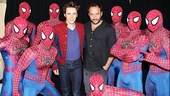 Spider-Man games  Reeve Carney  Dave Matthews