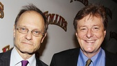 &lt;i&gt;Follies&lt;/i&gt; opening night  David Hyde Pierce  Brian Hargrove 