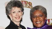 <i>Follies</i> opening night – Donna Barnett – Terri White
