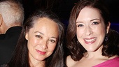 <i>Follies</i> opening night – Victoria Mallory – Leah Horowitz