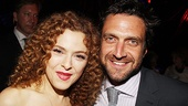 &lt;i&gt;Follies&lt;/i&gt; opening night  Bernadette Peters  Raul Esparza