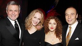 &lt;i&gt;Follies&lt;/i&gt; opening night  Ron Raines  Jan Maxwell  Bernadette Peters  Danny Burstein 
