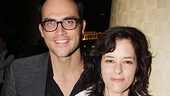 &lt;i&gt;Follies&lt;/i&gt; opening night  Cheyenne Jackson  Parker Posey 