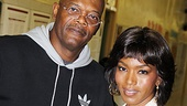 Be sure to catch Samuel L. Jackson and Angela Bassett when The Mountaintop begins performances on September 22 at the Jacobs Theatre.