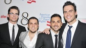 <i>8</i> reading – Matthew Bomer – Jeff Zarrillo – Paul Katami – Cheyenne Jackson