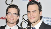 &lt;i&gt;8&lt;/i&gt; reading  Matthew Bomer  Cheyenne Jackson 