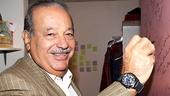 Celebs at Spider-Man – Carlos Slim